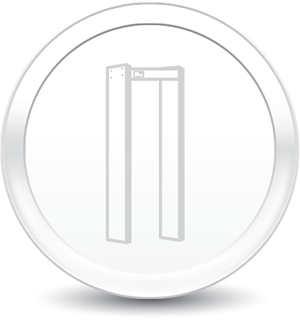 Detector de Metais - Portais