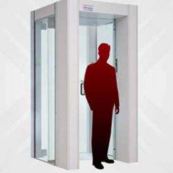 Segurança: nós e as portas giratórias