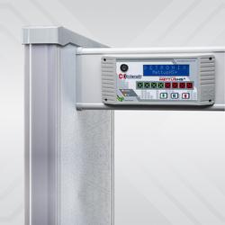 Detronix fornece detectores de metal para presídios de todo o Brasil
