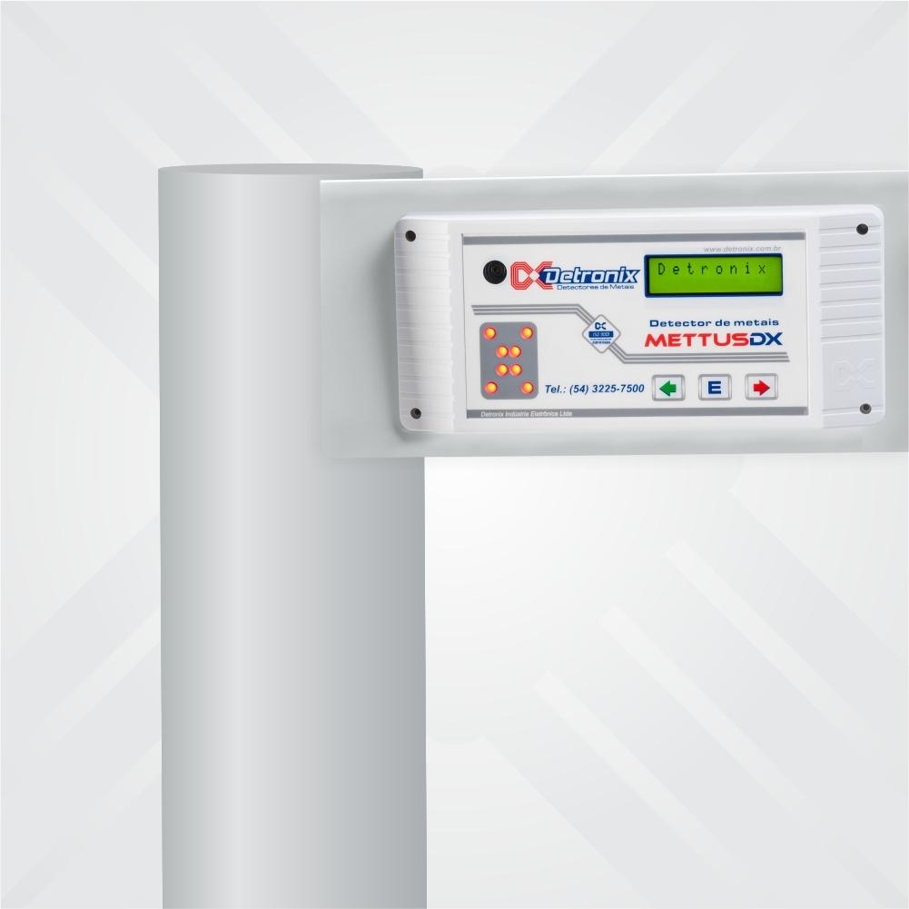 Detector de Metal MettusDXC