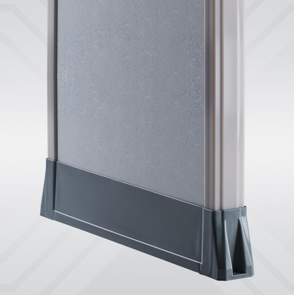 Porta com detector de Metais MettusHS+