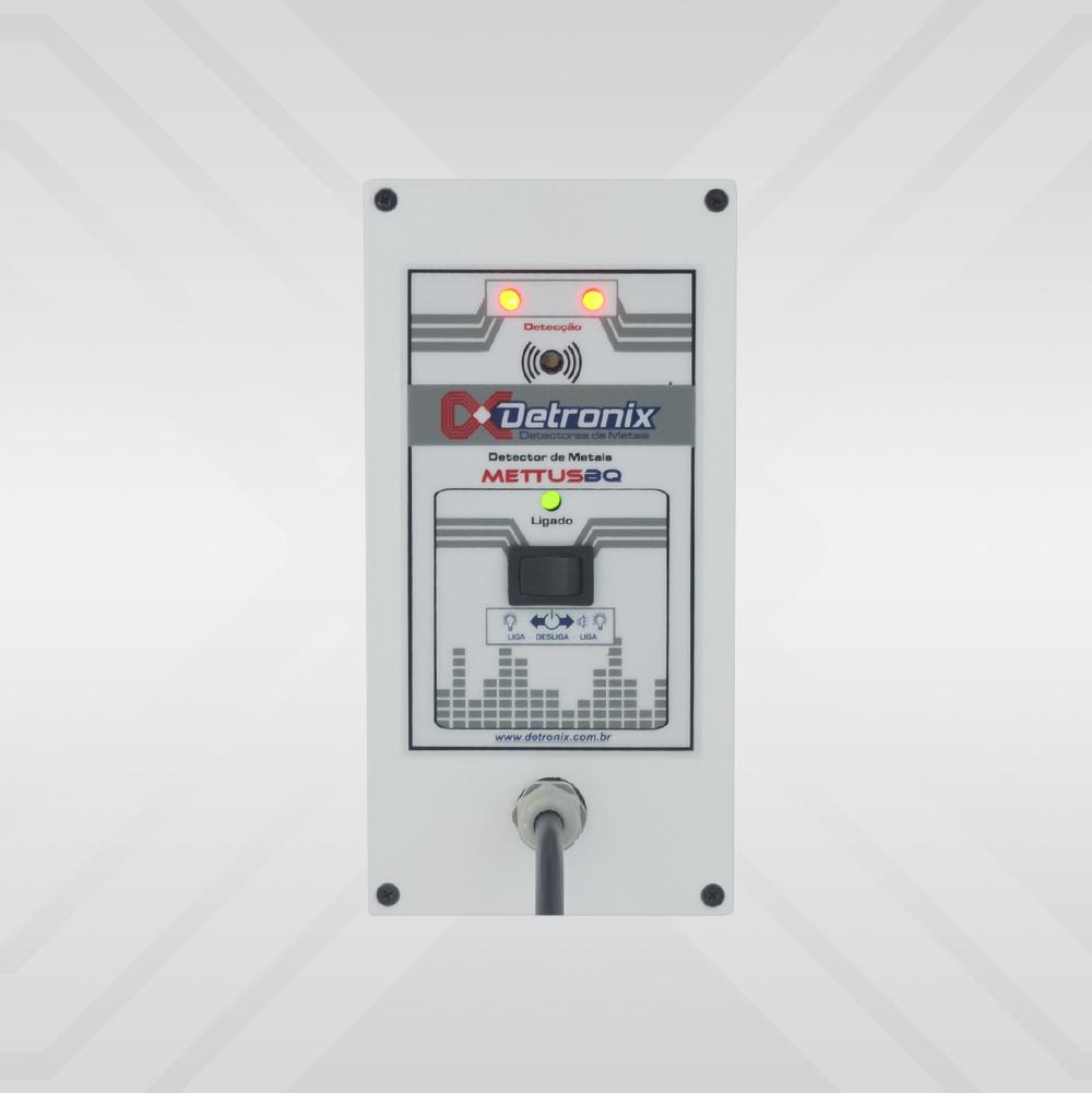 Detector de Metal MettusBQ