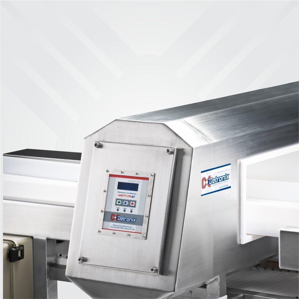 Detector de Metal MettusAT