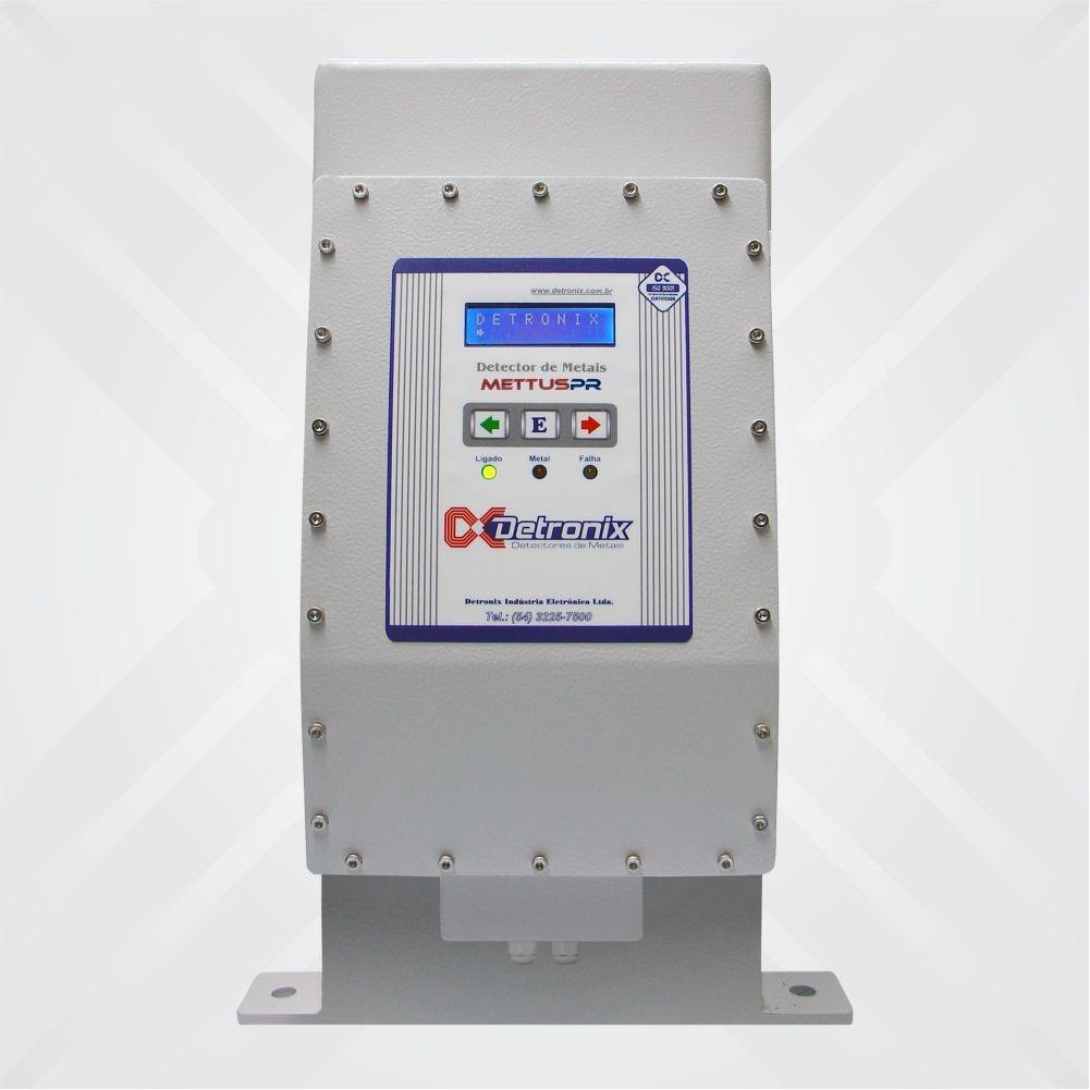 Detector de Metal MettusPR